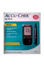 Accu-Chek Active Blood Glucose Monitoring System+ 10 Strips