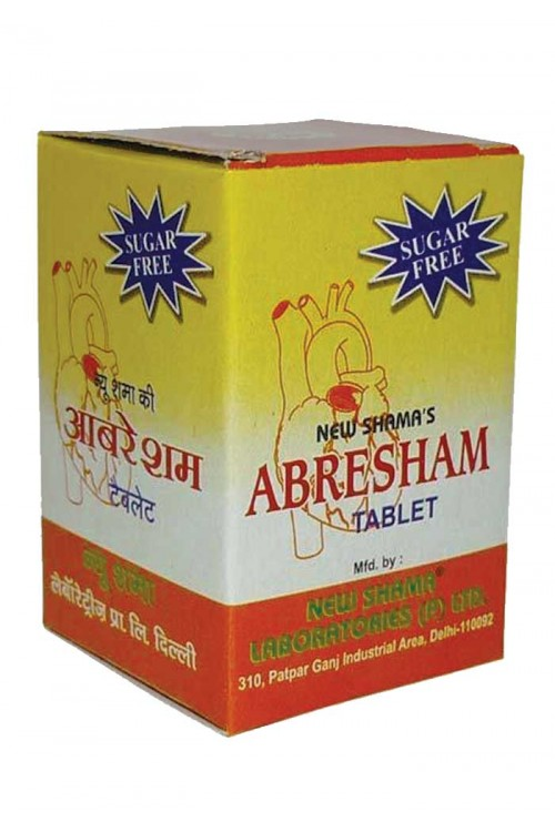 Abresham Tablet (sugar free) New shama
