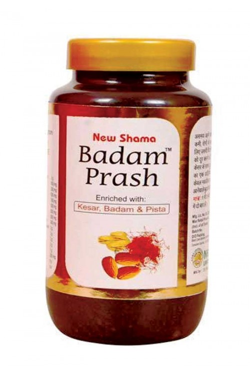 Badam Prash New Shama