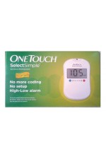 One ucToh Select Simple Glucose Monitor- Free 10 Strip