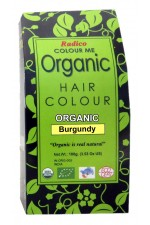 Certified Organic Hair Colour (Burgundy)