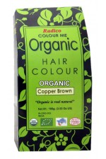 Certified Organic Hair Colour (Copper Brown)