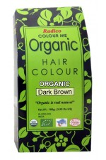 Certified Organic Hair Colour (Dark Brown)