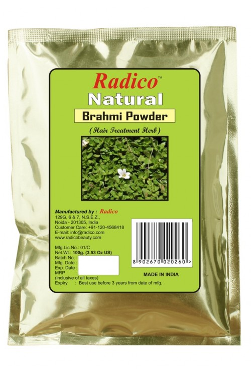 Natural Brahmi Powder