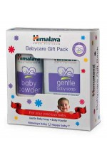 Babycare Gift Pack - (Combi-Soap and Powder) himalaya