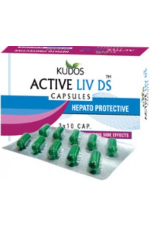 Active liv ds capsules kudos