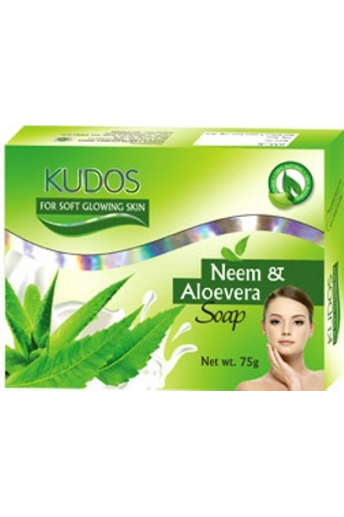 Neem and aloevera soap kudos